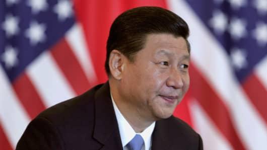 President Xi Jingping.