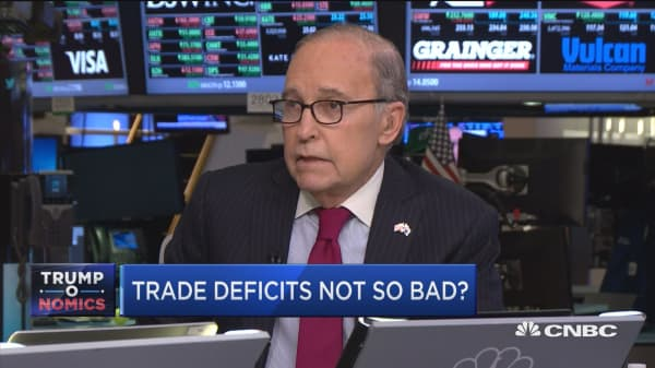 Trading Trump on trade