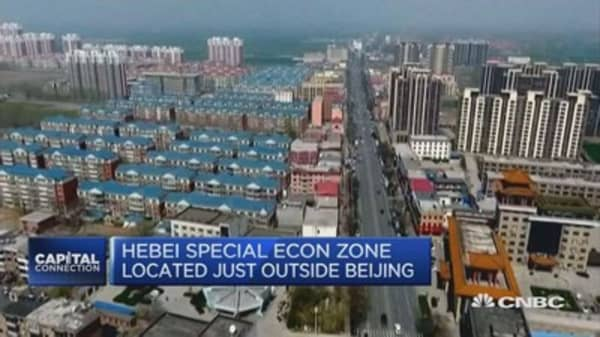 Sleepy Hebei set to become new SEZ