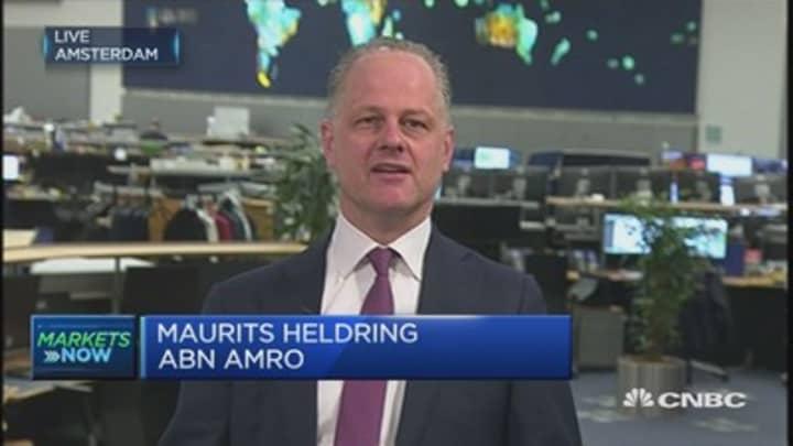 ABN AMRO: Favor European stocks over US