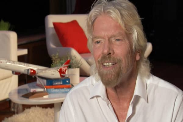 Lessons Richard Branson would tell his younger self