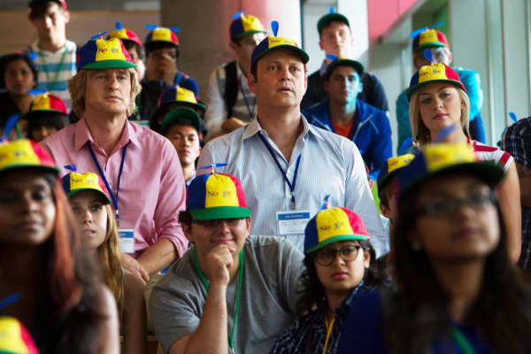 "In the movie ""The Internship,"" adult Google interns make every mistake in the book."