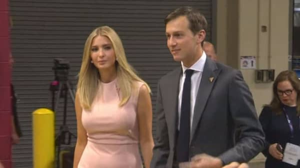 Trump's son-in-law is in Iraq for a closer look at the fight against ISIS