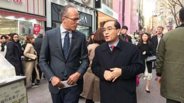 A North Korean defector tells NBC News that the world should be ready