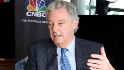 Michael Roth, IPG CEO.