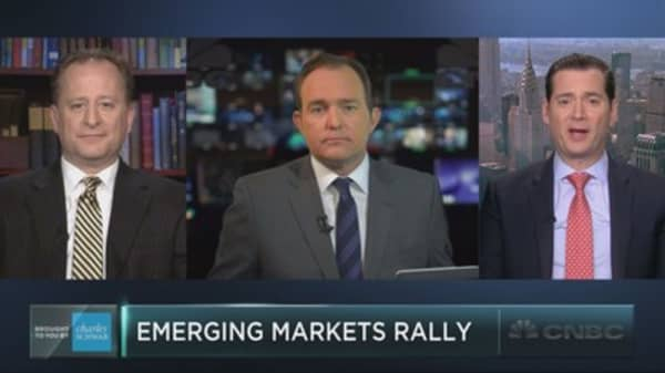 Can emerging markets keep leading the way?