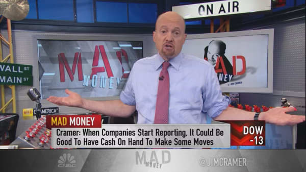 Cramer's top 5 stocks that can outperform Wall Street's second-quarter jitters