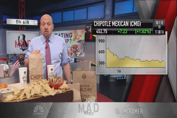 The age-old trend lifting Chipotle
