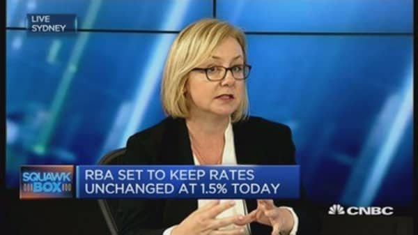 RBA in 'incredibly difficult position'