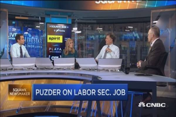 Andrew Puzder: I'm used to being attacked but nothing like this