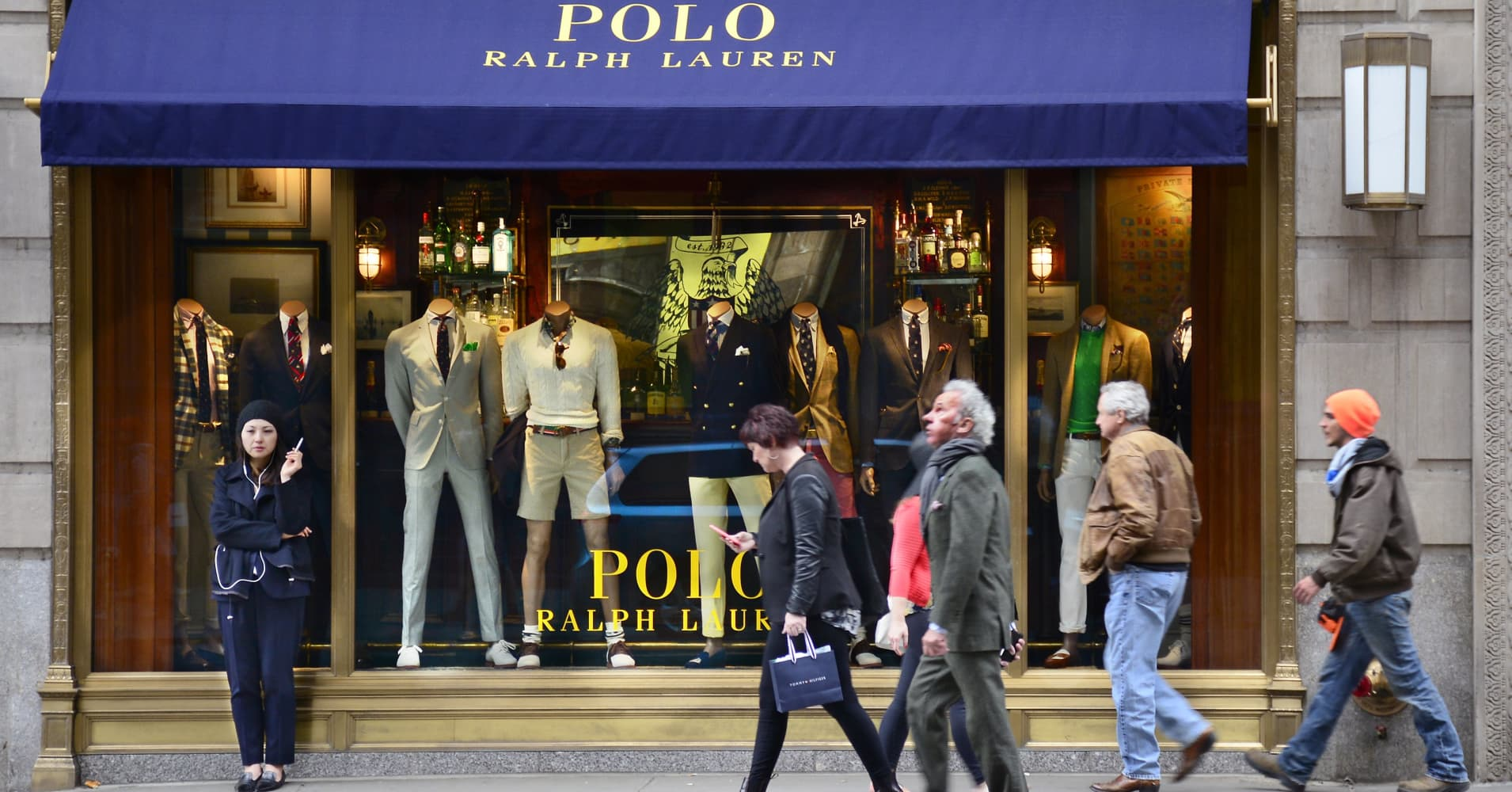 Fashion giant Ralph Lauren is launching its first streetwear collaboration