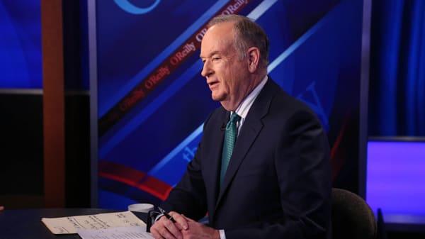 Bill O'Reilly on The O'Reilly Factor set