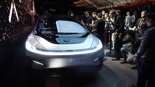 Chinese Backed Electric Car Start Ups Planning A Run At Tesla