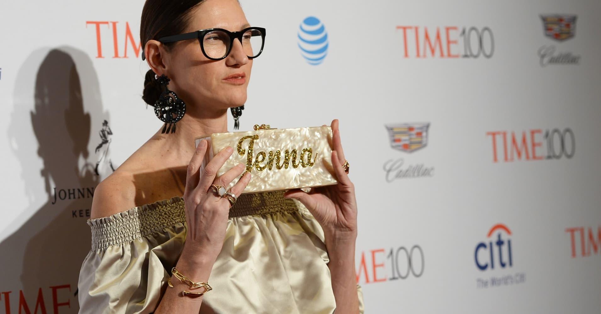 Designer Jenna Lyons attends 2016 Time 100 Gala.