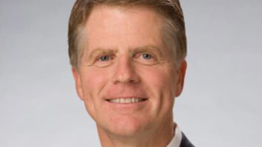Mark Mullinix, vice president and chief operating officer at the Federal Reserve Bank of Richmond.