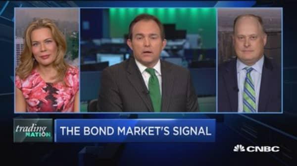 Trading Nation: The  bond market's signal