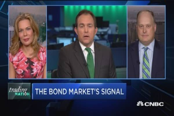Trading Nation: The  bond market's signal