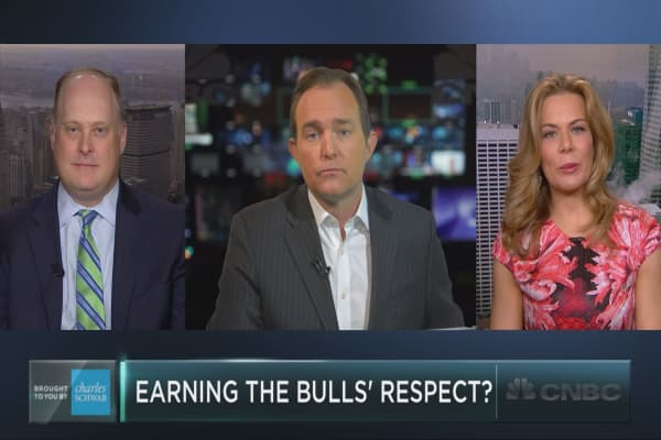 Will Q1 reports earn the bulls' respect?