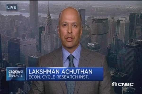 Achuthan: Dimon focusing on 'ancient news'
