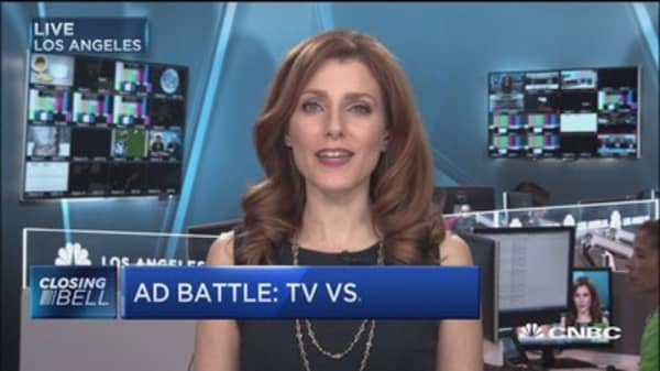 Ad battle: TV vs. digital