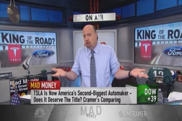 Cramer explains why valuation is not the end-all for individual stocks