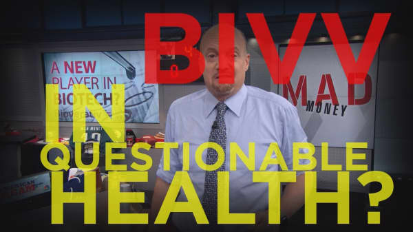Cramer Remix: This biotech player could get pounded by some fierce competition