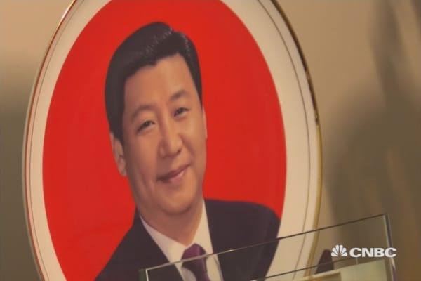 President Xi Jinping's Iowa connection