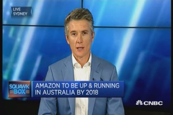 Amazon set to enter Australian market
