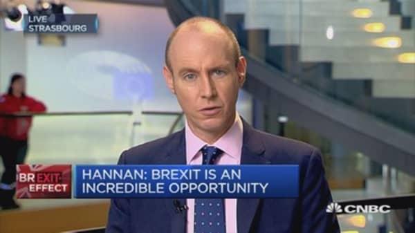 UK not a country that breaks treaties: MEP