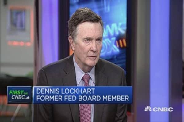 Lacker leak is a 'regrettable set of circumstances': Dennis Lockhart