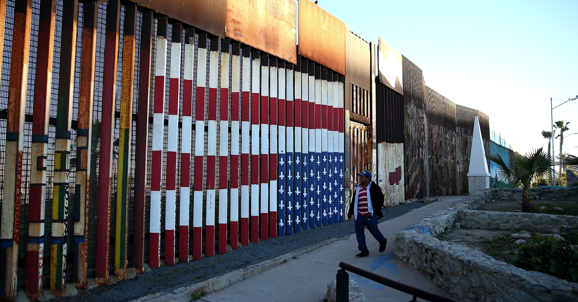 Image result for How technology will be used in the US-Mexico border wall