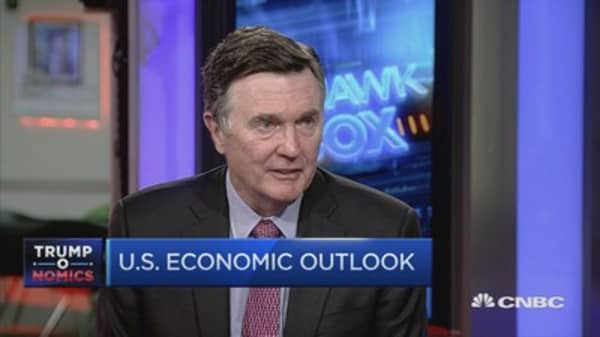 Where does Dennis Lockhart put his 401K?