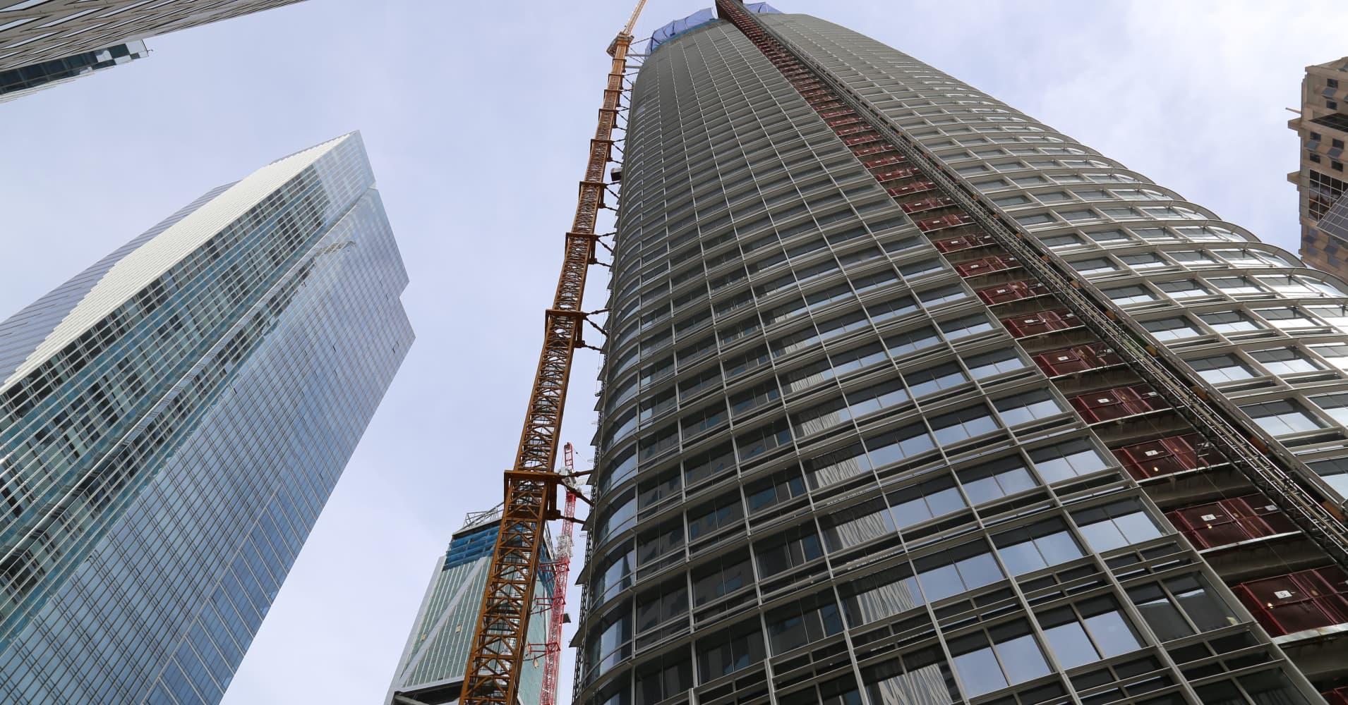 Salesforce Tower, San Francisco, CA