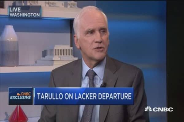 Fed'sTarullo: It's important to be  aware of the rules