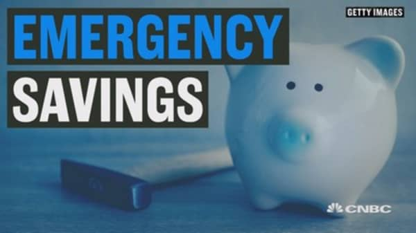 Boost your emergency savings
