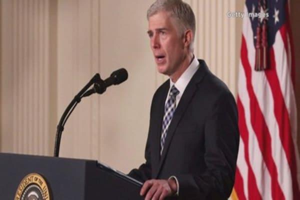 The Oregon senator leads bid to block SCOTUS pick