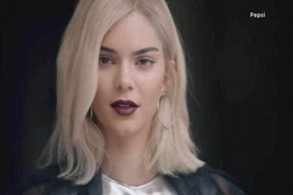 Jenner's Pepsi advertisement is under fire