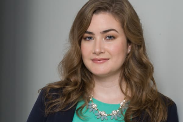 Erin Lowry, the creator of the personal finance blog, Broke Millennial.