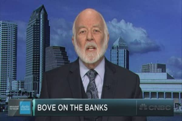 Dick Bove: Here's what investors are missing about the banks