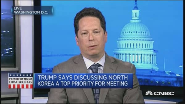 North Korea is top of the agenda: Think tank