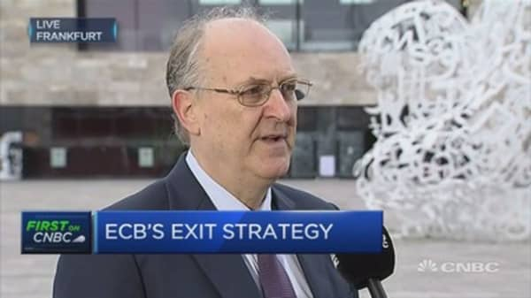 ECB was late to the game on QE: S&P Global