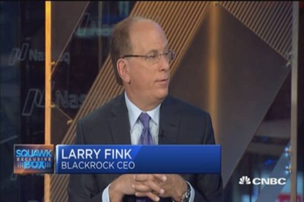 Larry Fink: China-US will find ways to cooperate at Mar-a-Lago meeting