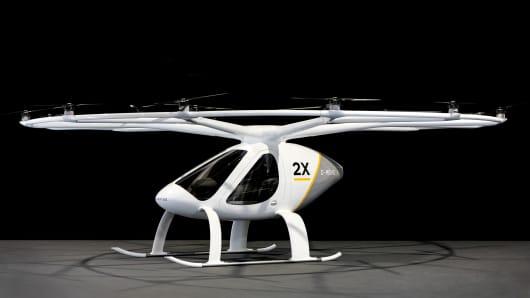 E-Volo's Volocopter 2X