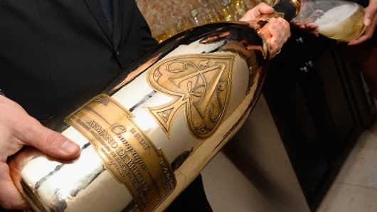 Jay Z's latest Ace of Spades champagne will cost $850