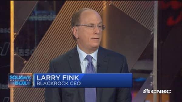 CNBC PRO: Larry Fink