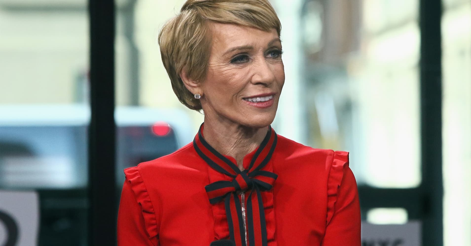 "Barbara Corcoran, founder of The Corcoran Group and ""Shark Tank"" investor"