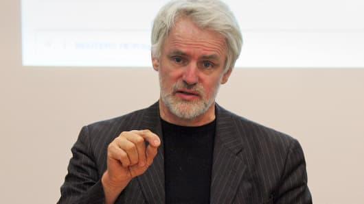 Decode Genetics CEO, Kari Stefansson