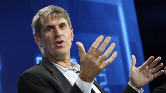 Bill Gurley, general partner of Benchmark Capital Holdings Co.