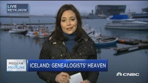 Iceland: Genealogists' heaven