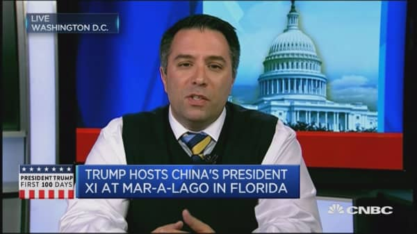 US-China summit is about pageantry: Think tank